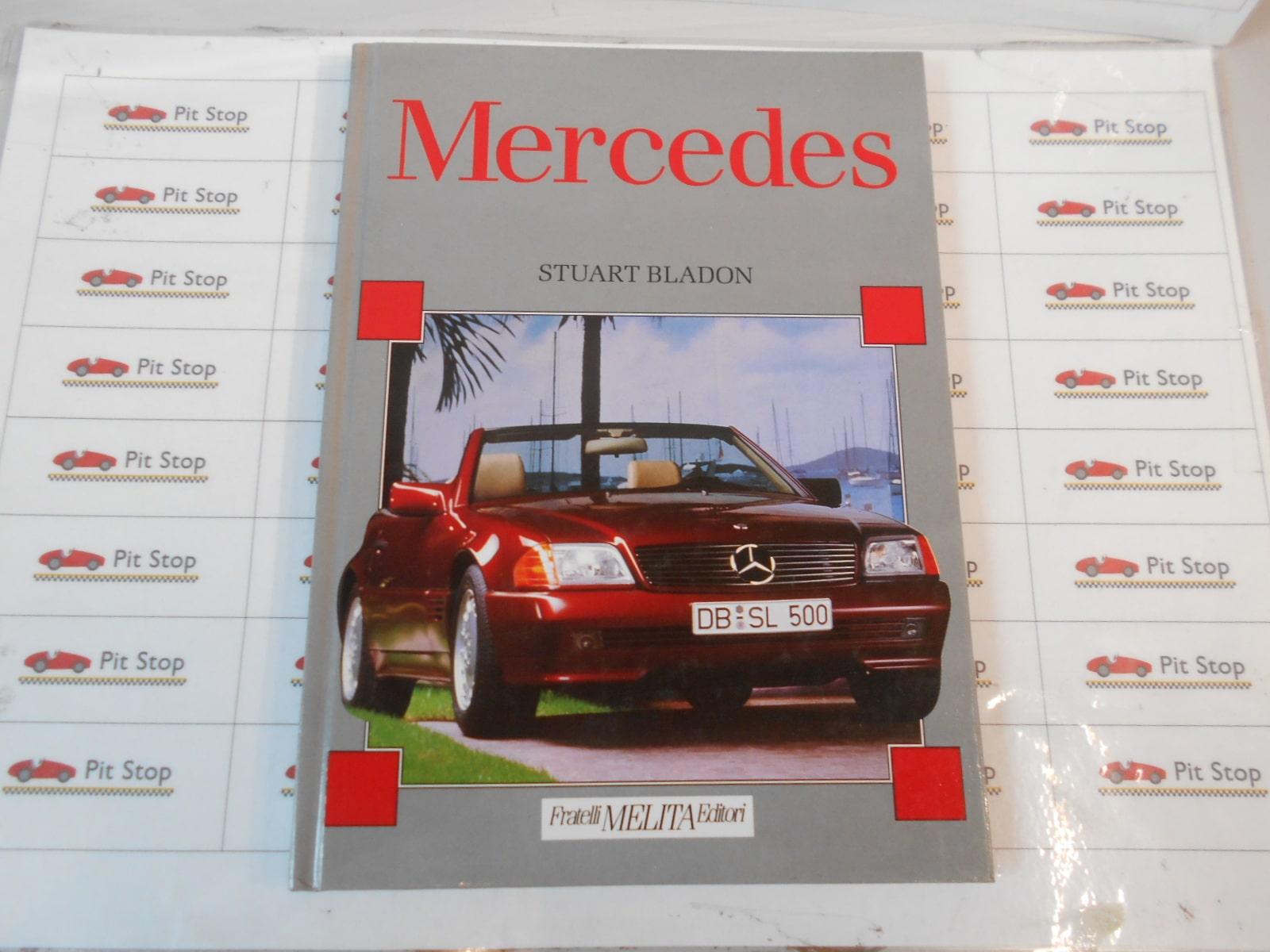 Mercedes libro illustrato a colori