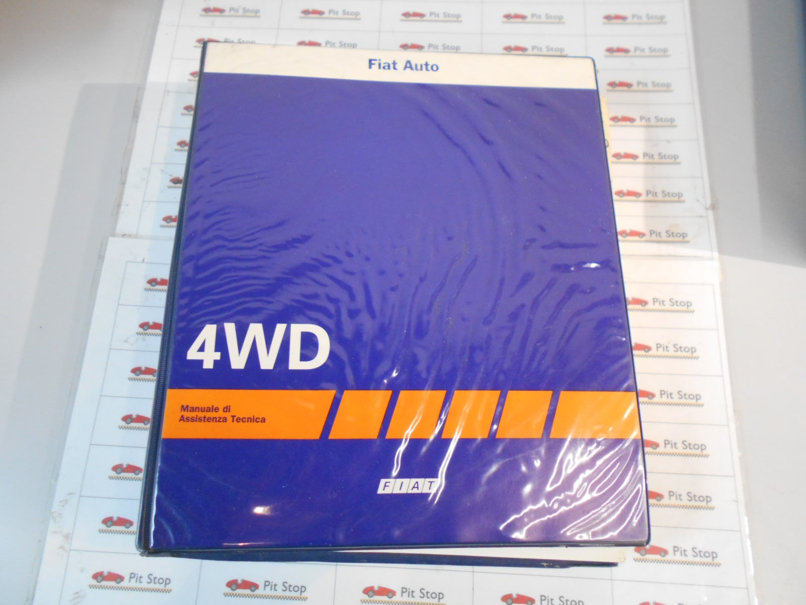 Manuale officina Fiat 4WD
