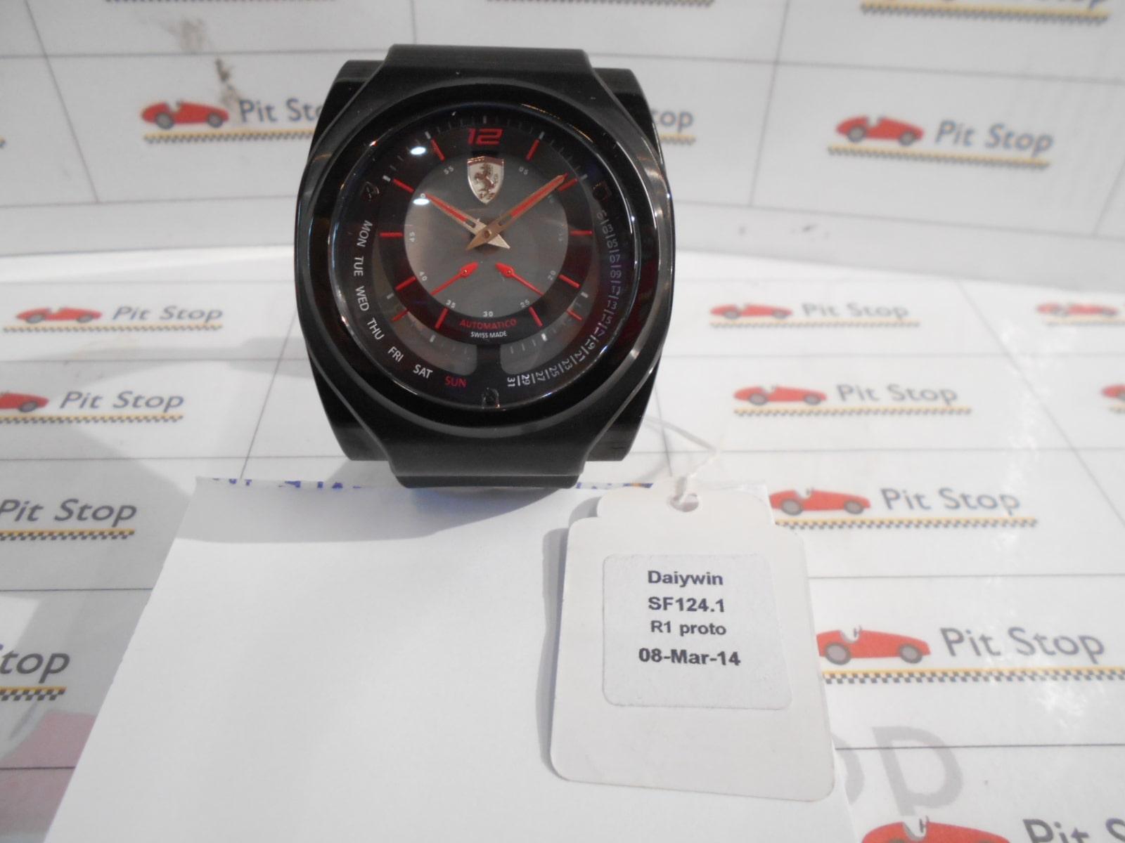 Ferrari orologio prototipo da esposizione