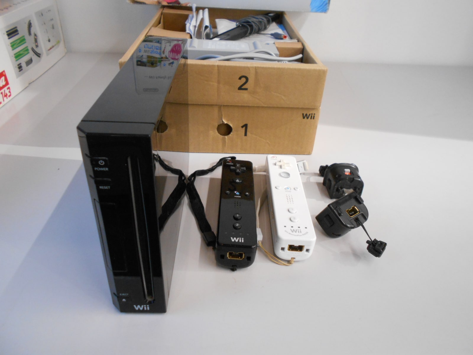 Console Nintendo Wii Family Edition